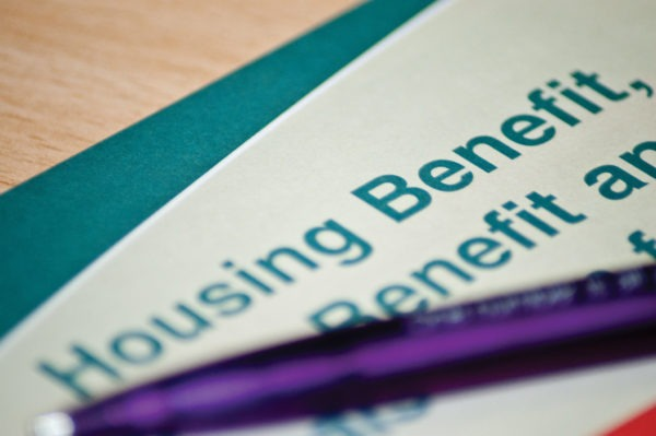 Housing-Benefit-form