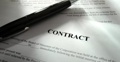 Directors Service Agreement