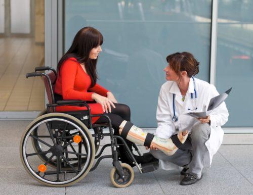 Life changing injury claim