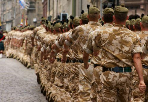 Military injury claim